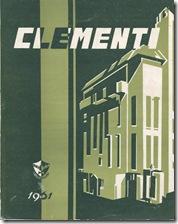 1961年校刊