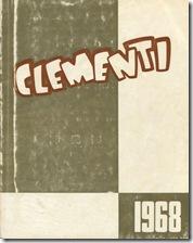 1968年校刊