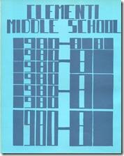 1981年校刊