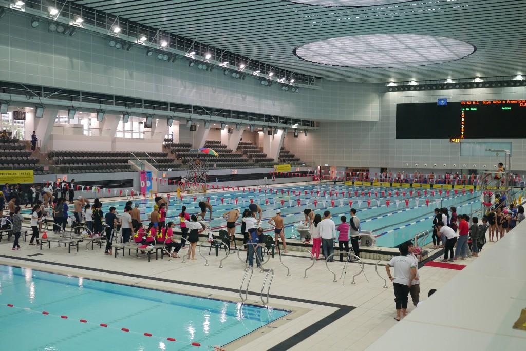新維園泳池(二)